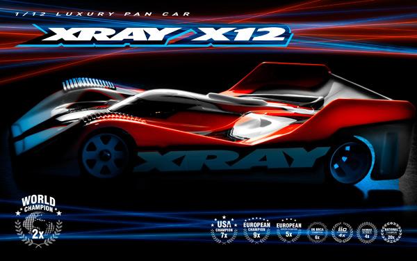 SMI XRAY News New X12´21 Online now