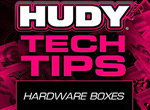 SMI HUDY News HUDY Tech Tips - Hardware Boxes