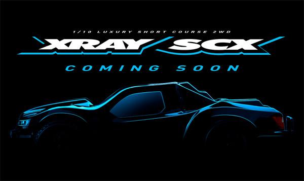 SMI XRAY News Xray SCX Coming soon 2