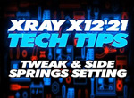 SMI XRAY News Xray Tech Tips X12 Tweak&Side Springs