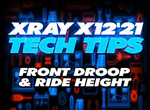 SMI XRAY News Xray Tech Tips X12 Frontabsenkung ...