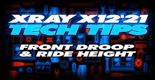 SMI XRAY News Xray Tech Tips X12 Frontabsenkung ...