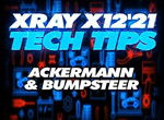 SMI XRAY News XRAY TechTip X12 ackermann and ...