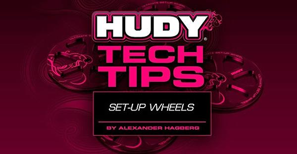 SMI HUDY News HUDY Tech Tips - Set-up Wheels