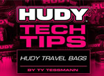 SMI HUDY News Hudy Tech Tips - Travel Bags