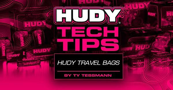 SMI HUDY News Hudy Tech Tips - Travel Bags