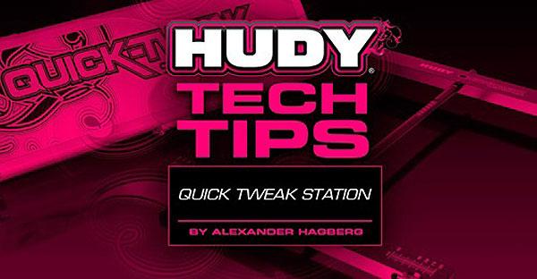 SMI HUDY News Hudy Tech Tips - Quick Tweak Station