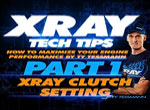 SMI XRAY News XRAY Tech Tips - Kupplungseinstellung