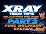 SMI XRAY News Tech Tips - Kraftstoffversorgungssystem