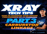 SMI XRAY News XRAY Tech Tips - Vergasergestänge