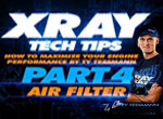 SMI XRAY News XRAY Tech Tips - Luftfilter