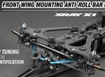 SMI XRAY News X1´21 Front Stabilisator