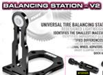 SMI HUDY News Hudy Universal Tire Balancing Station V2