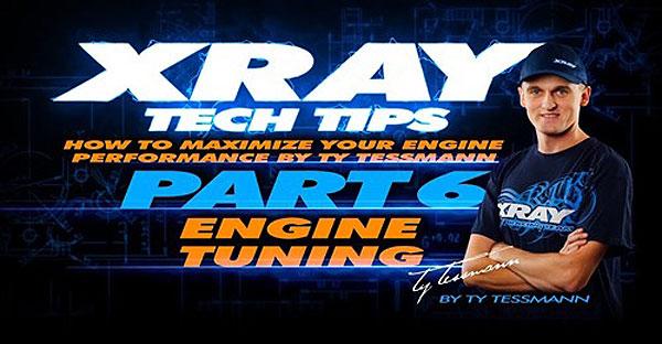 SMI XRAY News XRAY Tech Tips - Motor Tuning
