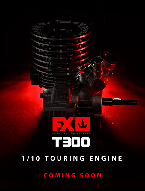 SMI FX-Engines FX-Engines T300 coming soon