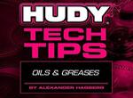 SMI HUDY News HUDY Tech Tips - HUDY Öle & Fette