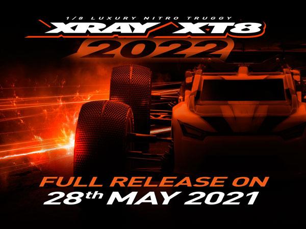 SMI XRAY News XRAY XT8´22 full release on ...
