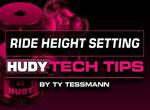 SMI HUDY News Tech-Tip - So stellen Sie die Fahrhöhe ein