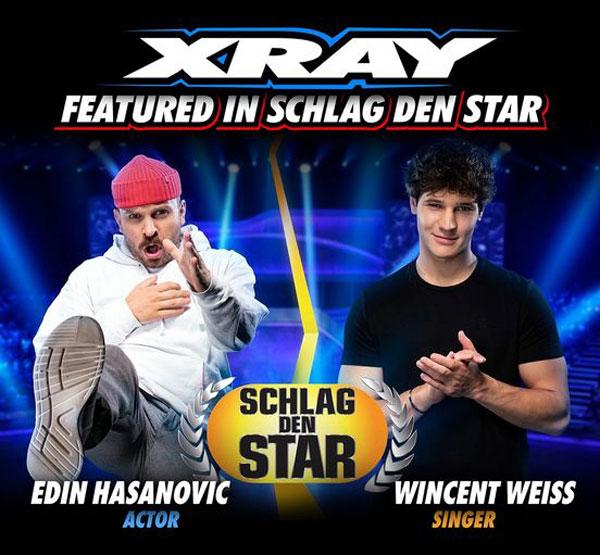 SMI XRAY News Schlag den Star mit XRAY XB8