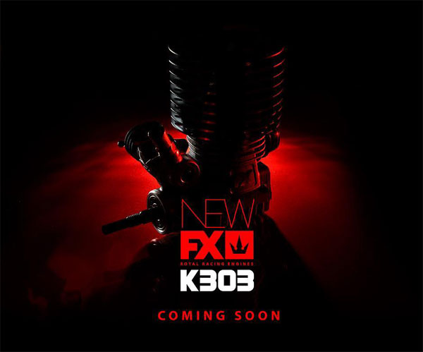 SMI FX-Engines FX-Engines K303 Coming soon