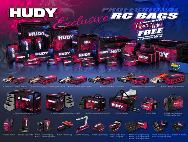 SMI HUDY News Hudy Bags mit eigenem Namen 2021