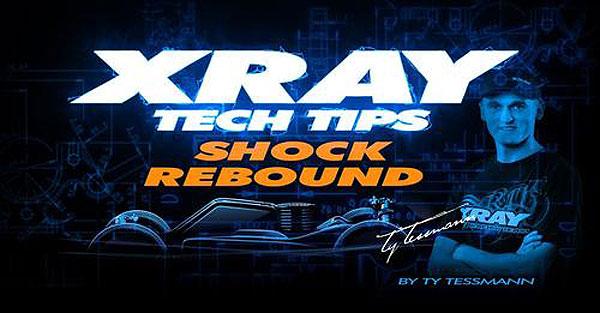 SMI XRAY News XRAY Tech-Tips - Stoßdämpfung