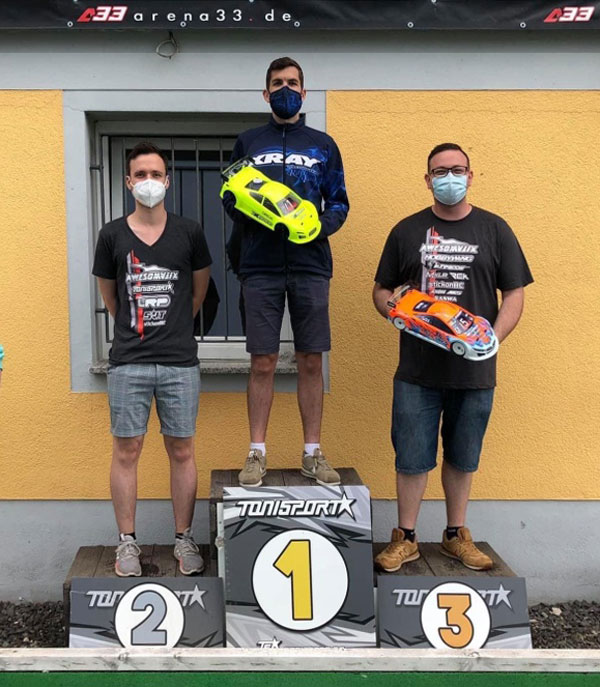 SMI Motorsport News T4 wins at TOS in Germany