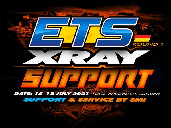 SMI Motorsport News Support bei ETS R1 Andernach
