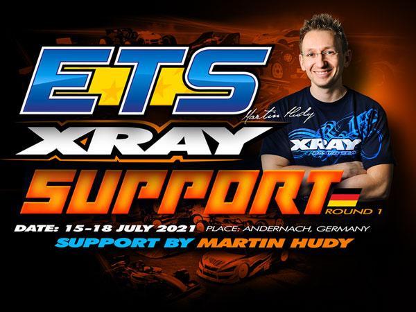 SMI Motorsport News Martin Hudy beim 1. ETS-Lauf