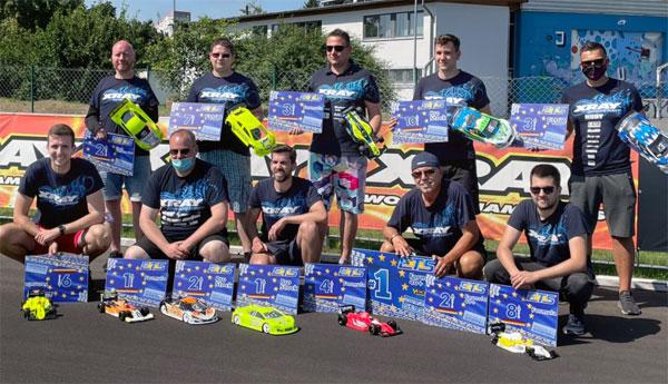 SMI Motorsport News ETS R.1 took place in Andernach
