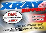 SMI Motorsport News XRAY Support by DM 4WD 1/10