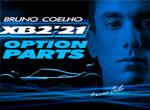 SMI XRAY News Bruno Coelho´s XB2´21 Option Parts