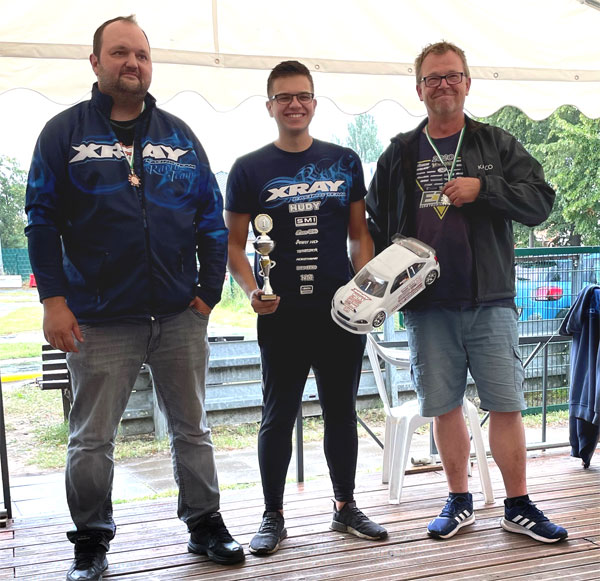 SMI Motorsport News T4&T4F wins TOS in Marzahn, DE