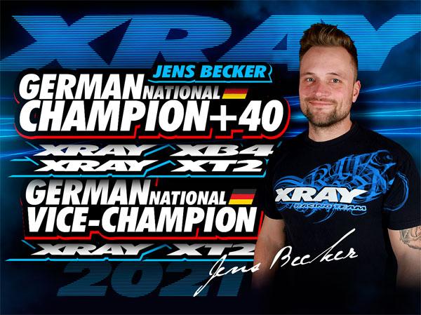 SMI Motorsport News J.Becker Deutscher Meister 40+