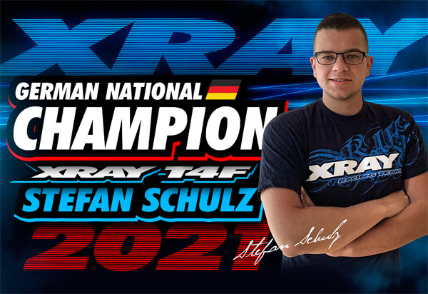 SMI Motorsport News S.Schulz ist Deutscher Meister FWD