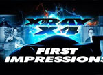 SMI XRAY News XRAY X4 - First Impressions