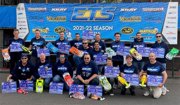 SMI Motorsport News X4 Wins At ETS Round 3 NL
