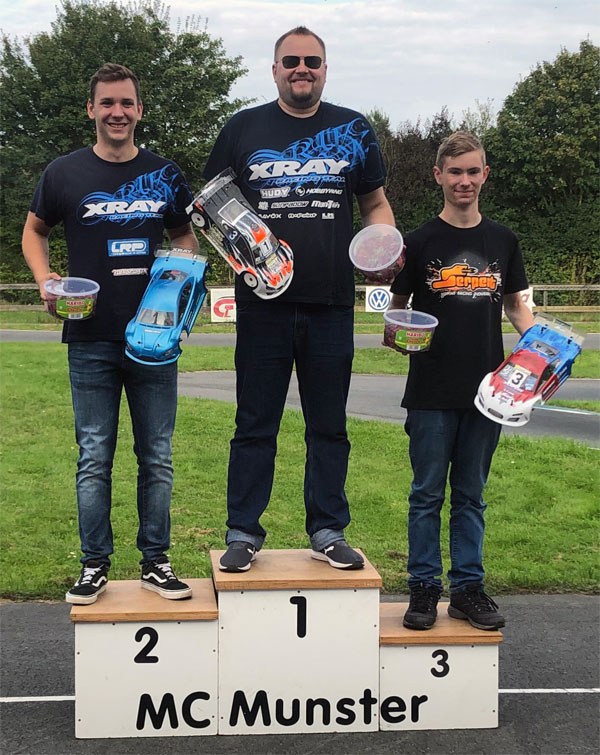 SMI Motorsport News X4 wins at TOS, Germany