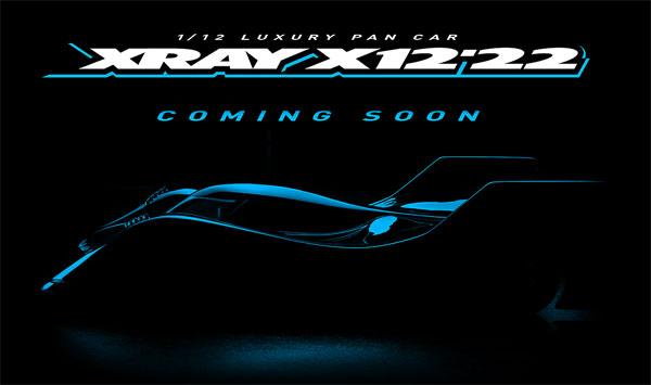 SMI XRAY News XRAY X12´22 is Coming Soon