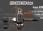SMI XRAY News Neue X10 KingPin 4mm