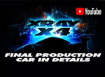 SMI XRAY News X4 final production car in details
