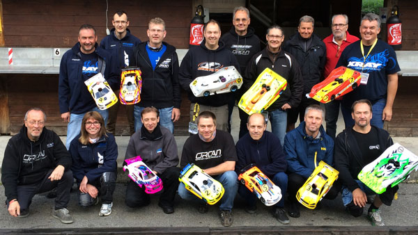 SMI Motorsport News Euro 40+ 2015 in Lostallo