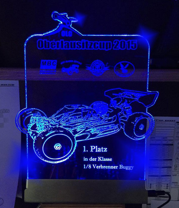 SMI Motorsport News XRAY OLC Champion 2015