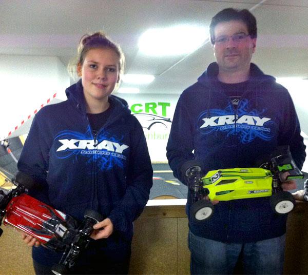 SMI Motorsport News XRAY Doppelsieg beim 2.Wintercup