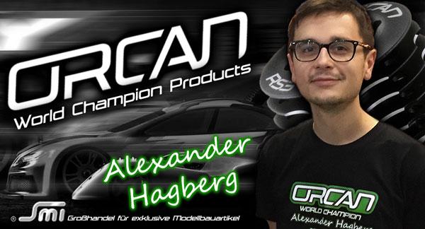 SMI Motorsport News A.Hagberg weiter mit SMI,ORCAN