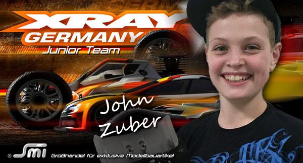 SMI Motorsport News John Zuber mit SMI, Xray ...