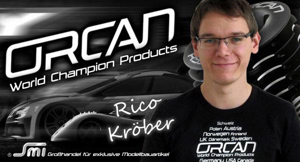 SMI Motorsport News R. Kröber weiter mit SMI, ORCAN