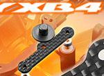 SMI XRAY News XRAY XB4 CFK Lenkverbinder
