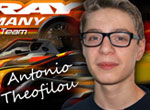 SMI Motorsport News Antonio Theofilou mit SMI, Xray ...