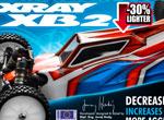SMI XRAY News XRAY XB2 Karosserie (extra leicht)
